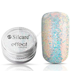 Silcare #07 Freeze Effect glitterpuuteri 1 g