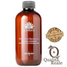 Naturalmente Elements Balsamic Mask jälleenrakentava hiusnaamio 1000 mL
