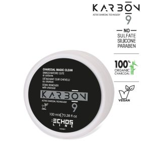 Echosline Karbon 9 Charcoal Magic Clean Väritahrojen poistoaine 150 mL