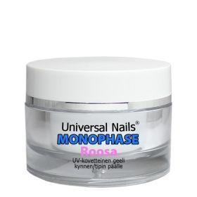 Universal Nails Roosa Monophase UV/LED geeli 10 g