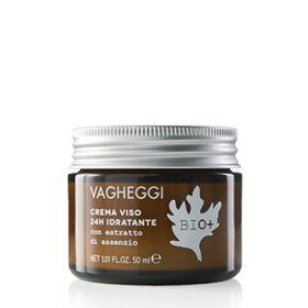 Vagheggi BIO+ 24h Moisturising Face Cream kasvovoide 50 mL