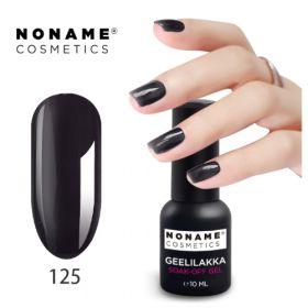 Noname Cosmetics #125 3-vaihe geelilakka 10 mL