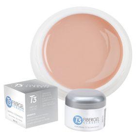 Star Nail Opaque Rose Nude T3 Fibergel UV geeli 28 g