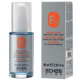 Echosline F1-2 Fluid Crystal hiusseerumi 60 mL