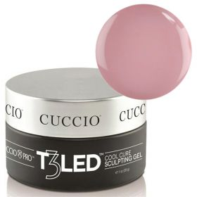 Cuccio Opaque Welsh Rose T3 LED/UV Controlled Leveling Cool Cure geeli 28 g