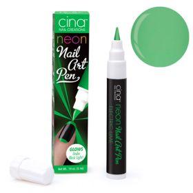 Cinapro Neon Lime koristelukynä