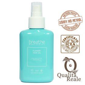 Naturalmente Flower Hair Oil suojaava hiusöljy 100 mL