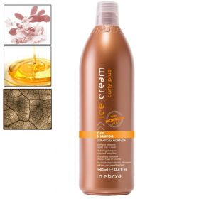 Inebrya Ice Cream Curly Plus shampoo 1000 mL