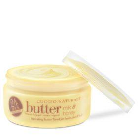 Cuccio Naturalé Butter Blend Milk & Honey kosteusvoide 226 g