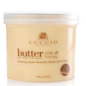 Cuccio Naturalé Butter Blend Milk & Honey kosteusvoide 750 g