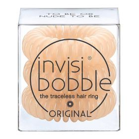 Invisibobble To Be Or Nude To Be Invisibobble Hiuslenkit 3 kpl