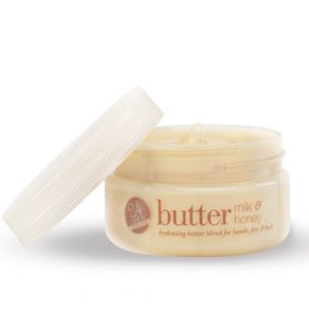 Cuccio Naturalé Baby Butter Blend Milk & Honey kosteusvoide 42 g