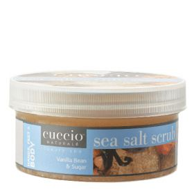 Cuccio Naturalé Sea Salts Sugar Scrub Vanilla Bean & Sugar sokerikuorinta 553 g