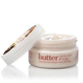 Cuccio Naturalé Baby Butter Blend Vanilla Bean & Sugar kosteusvoide 42 g
