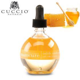 Cuccio Milk & Honey Cuticle Revitalizing Oil Hoitoöljy 75 mL