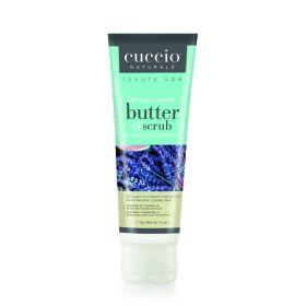 Cuccio Naturalé Butter Scrub Lavender & Chamomile kuorintavoide 113 g