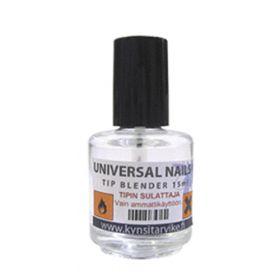 Universal Nails Tip Blender tipinrajausneste 15 mL