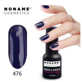 Noname Cosmetics #476 3-vaihe geelilakka 10 mL