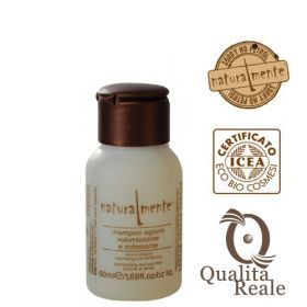 Naturalmente Citrus Energizing vahvistava shampoo mini 50 mL