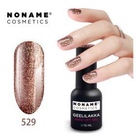 Noname Cosmetics #529 3-vaihe geelilakka 10 mL