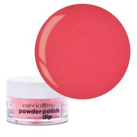 Cuccio Passionate Pink Dip Powder Polish dippipuuteri 14 g