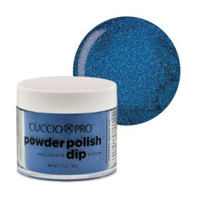 Cuccio Deep Blue Mica 2in1 Dip Powder Polish dippi- & akryylipuuteri 45 g