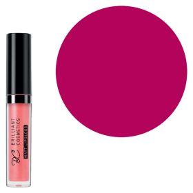 Brilliant Cosmetics Fuchsia 01 Matt Lipgloss huulikiilto 6 mL