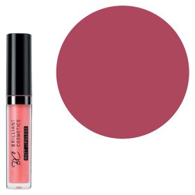 Brilliant Cosmetics Soft Rose 03 Matt Lipgloss huulikiilto 6 mL