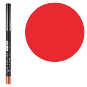 Brilliant Cosmetics Intense Red 03 Lip Pencil rajauskynä