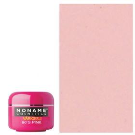 Noname Cosmetics 80's Pink Basic UV geeli 5 g