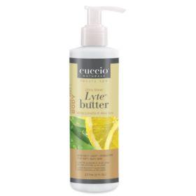 Cuccio Naturalé Lyte White Limetta & Aloe Vera kosteusvoide 237 mL