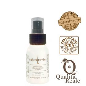 Naturalmente Chamomile & Aloe Tonic Spray hoitosuihke mini 50 mL