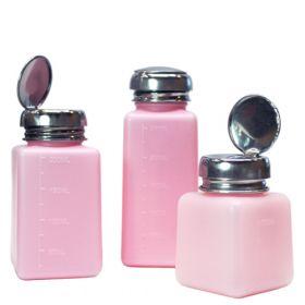 Noname Cosmetics Pinkki Metallinen Pumppupullo 120 mL