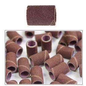 Noname Cosmetics Medium Ruskea hiontasylinteri 180 grit 100 kpl