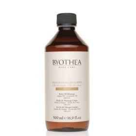 Byotea Argan Massage Oil hierontaöljy 500 mL