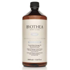 Byotea Fragrance Free Neutral Massage Oil hierontaöljy 1000 mL