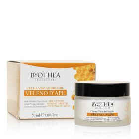 Byotea Bee Venom Anti-Wrinkle Face Cream kasvovoide 50 mL