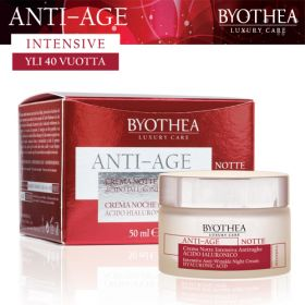 Byotea Intensive Anti-Wrinkle Night Cream yövoide 50 mL