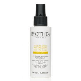 Byotea Spray Lotion Pre-Epilation emulsiosuihke 100 mL