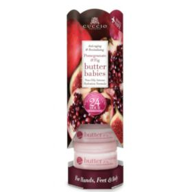 Cuccio Naturalé Baby Butter Blend Tower Pomegranate & Fig kosteusvoide 6 x 42 g