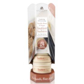 Cuccio Naturalé Baby Butter Blend Tower Vanilla Bean & Sugar kosteusvoide 6 x 42 g