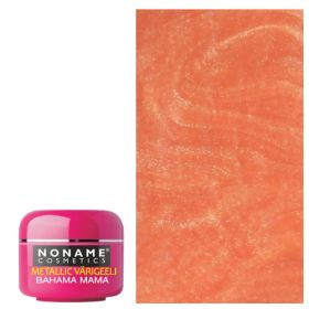 Noname Cosmetics Bahama Mama Metallic UV geeli 5 g