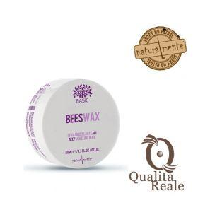 Naturalmente Styling Beeswax mattavaha 50 mL