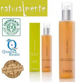 Naturalmente Breathe Purifying Cleanser Gel puhdistusgeeli 200 mL