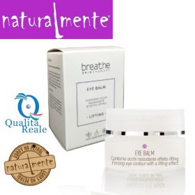 Naturalmente Breathe Lifting Treatment Eye Balm kiinteyttävä silmänympärysgeeli 15 mL