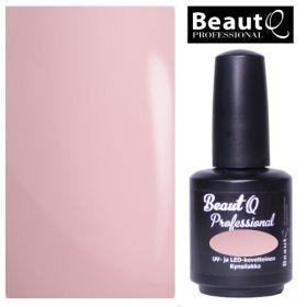 BeautQ Professional Mellow Rose Longlife geelilakka 12 mL