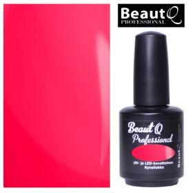 BeautQ Professional Neon Cyclam Longlife geelilakka 12 mL