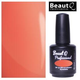 BeautQ Professional Coral Longlife geelilakka 12 mL
