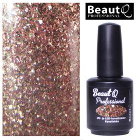 BeautQ Professional Roxstar #9 Longlife geelilakka 12 mL