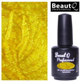 BeautQ Professional Kulta Metalli geelilakka 12 mL